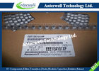 China EEE1EA101XP SMD Ferrite Bead Aluminum Electrolytic Capacitors factory