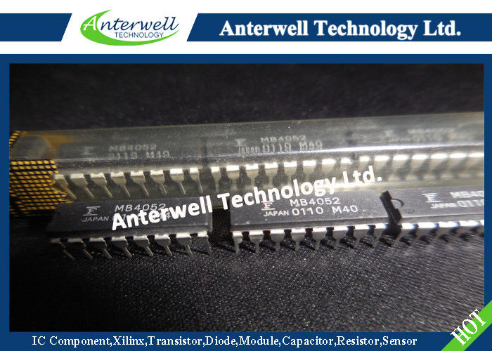 MB4052 Integrated Circuit Chip 1 Channel 8-bit A/D Converter